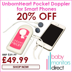 babies pocket doppler smart phones the sales finder babies monitor direct