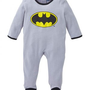 Batman Baby Sleepsuit